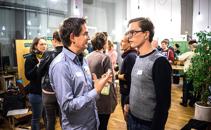 Gastgeber-Workshop im Colabor Köln