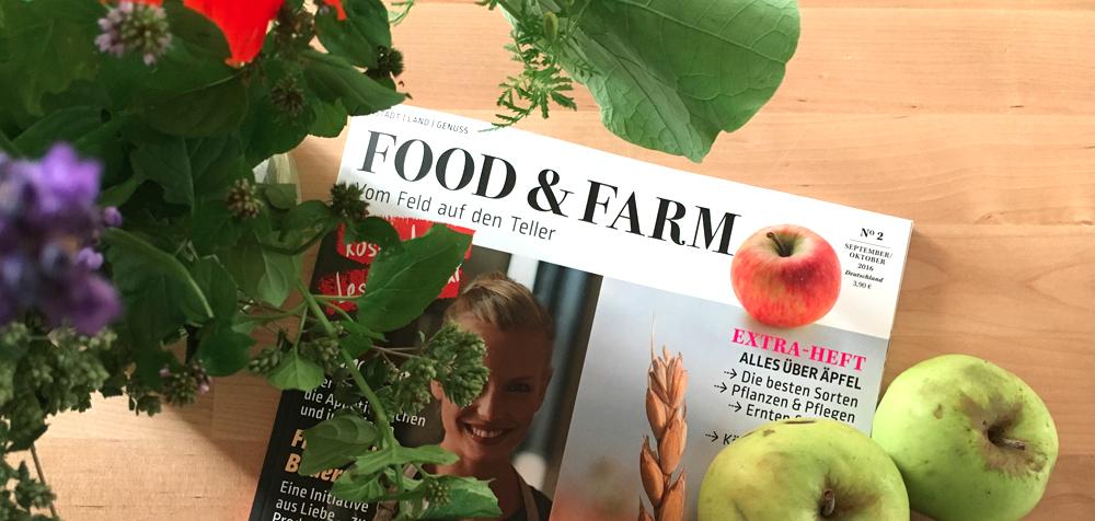 Food & Farm Ausgabe Nr. 2