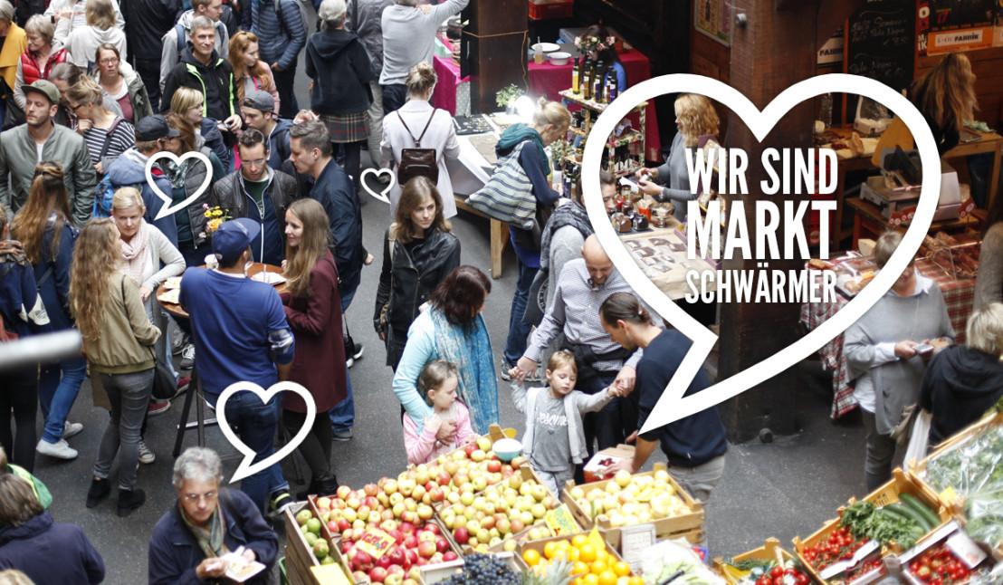 Wir sind Marktschwärmer!