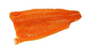 Wie wird der Lachs lachsrosa?