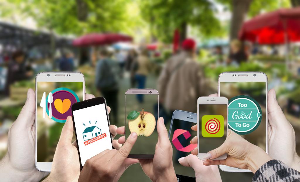 9 nachhaltige Apps