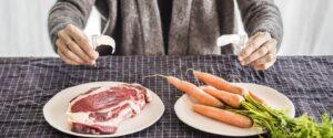 vegetarisch vegan Flexitarier