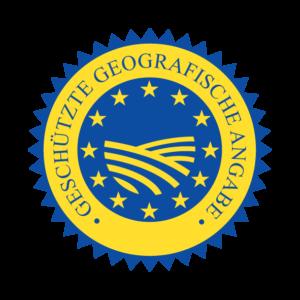Geschütze Geografische Angabe-Regionalsiegel